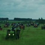 Nina & Mirca tractoren